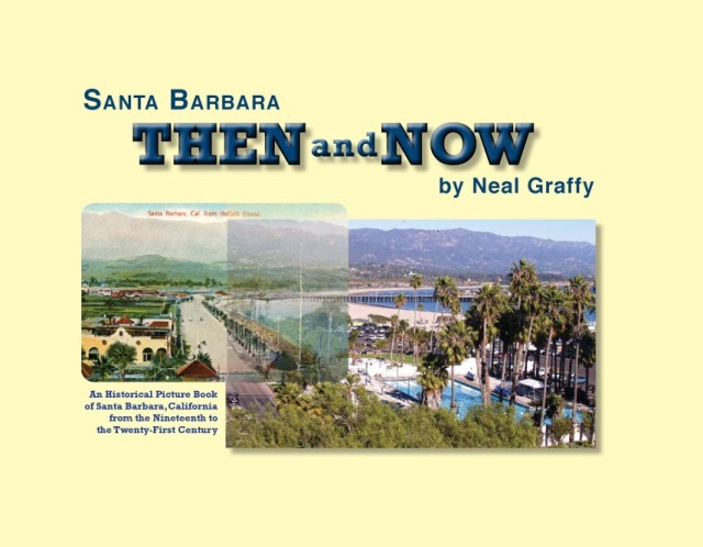 Santa Barbara Then and Now - Book Signings
